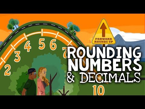 Rounding Numbers Song | A Rap Music Video by NUMBEROCK |