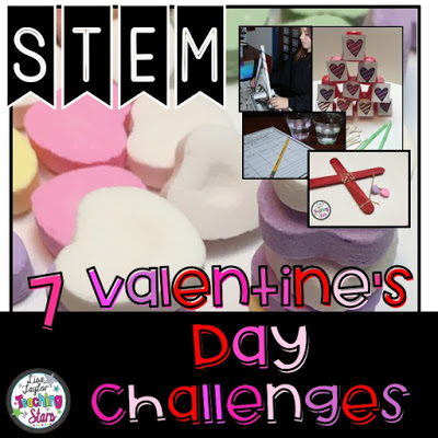 February STEM Challenges and  Winter Games STEM Challenges