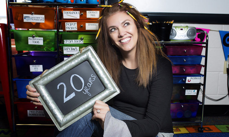 20 Things I've Learned in My 20 Years of Teaching!