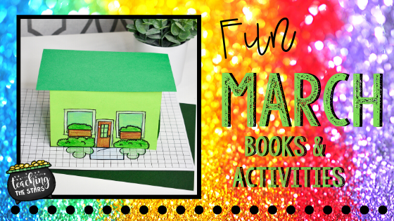 Fun March STEM Activities and Books