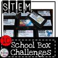 School Box STEM Challenges